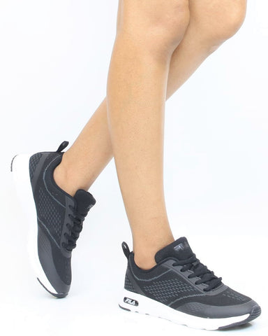 Memory Chelsea Knit Sneakers (Available in 2 Colors)