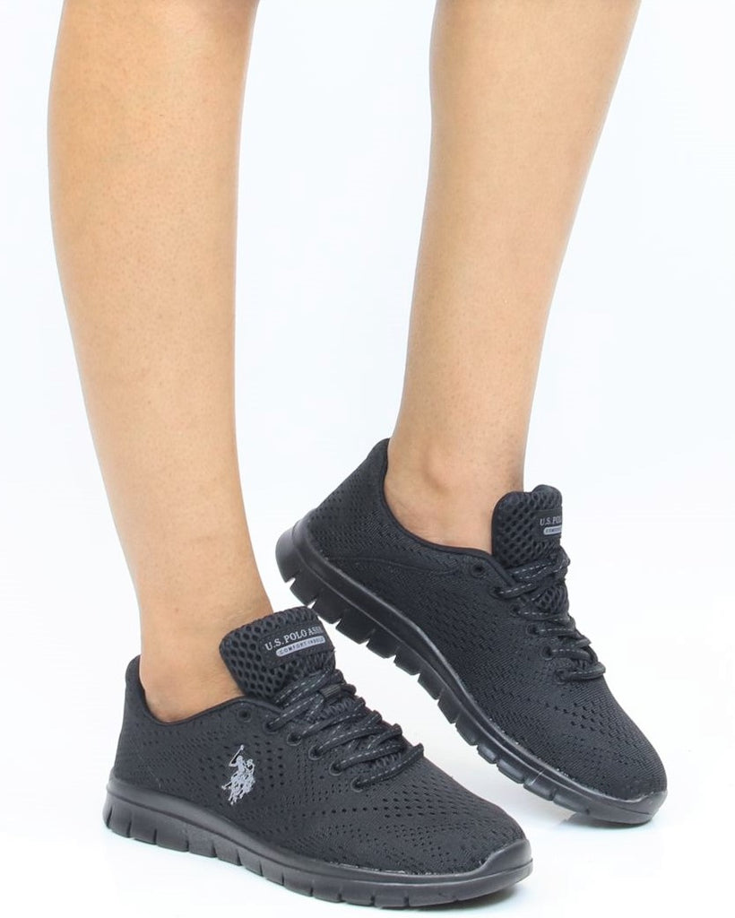 U.S. POLO ASSN. Low Top Marie-E9 Sneaker - ShopVimVixen.com