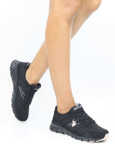 Lace Up Athletic Sneaker