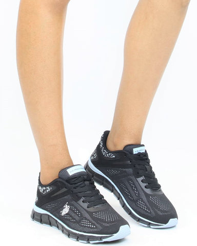 Kint Lace Up Sneakers