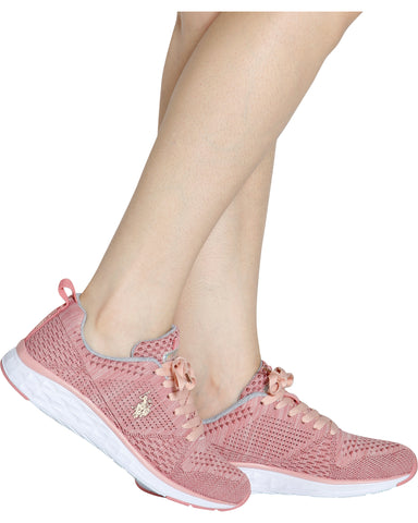 Lightweight Knitted Sneakers