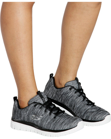 Graceful Twisted Fortune Sneakers