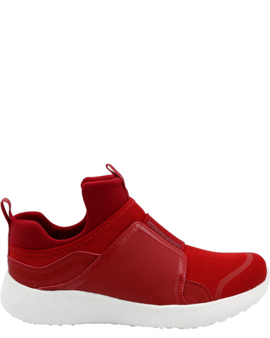Burst-Up All Night Sneaker - Red