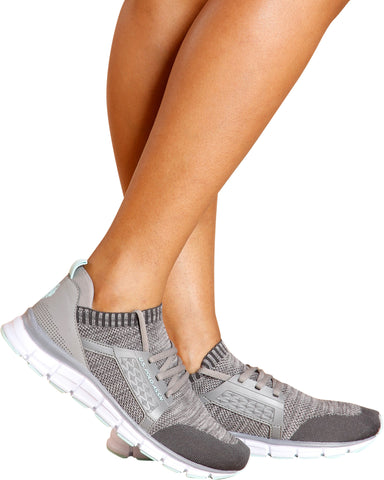 Knitted Flexible Athletic Slip-On Sock Sneakers