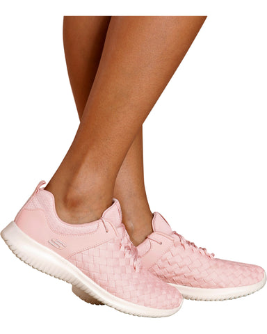 Ultra Flex Weave Away Sneaker (Available in 2 Colors)