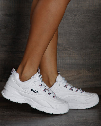 Fila Ray Low Top Sneakers