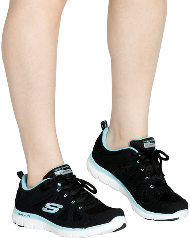 Dual Lite Flex Appeal Simplistic Training Sneakers (Available in 4 Colors)