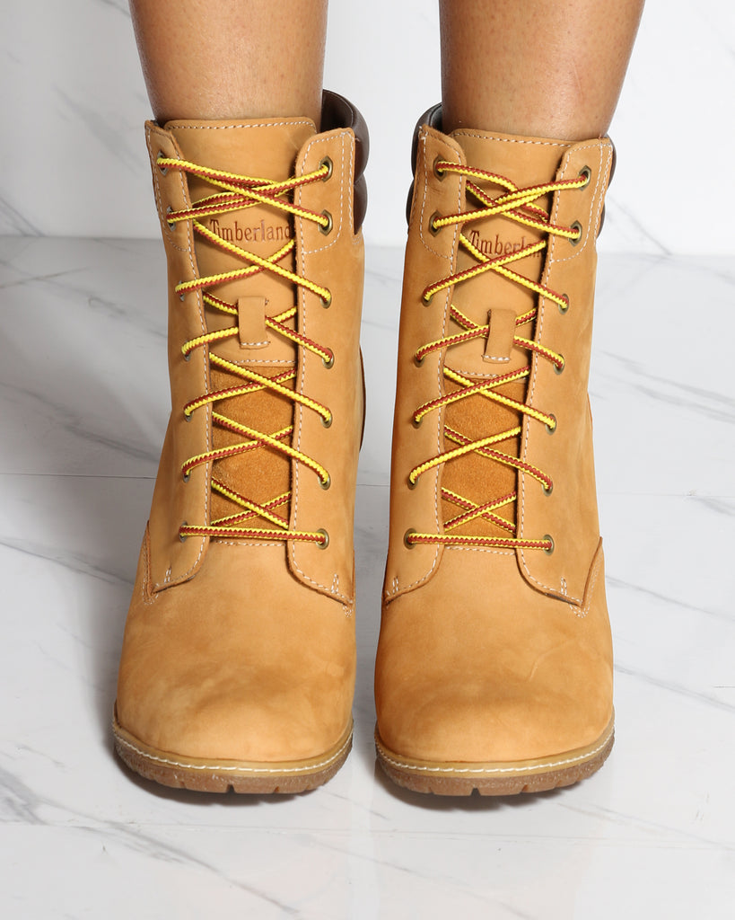 Women's Timberland Tillston Boot Wheat Vim Vixen