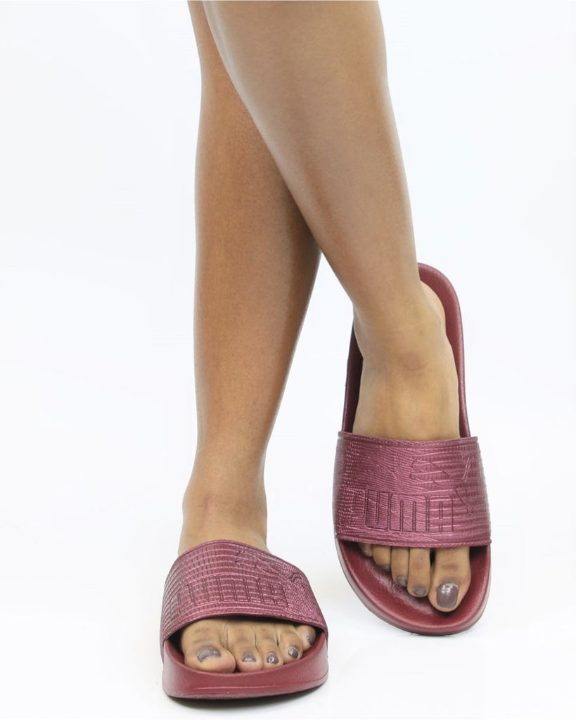 Leadcat Leather Sandals