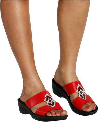 EVE 2 Band Comfort Sandal (Available in 3 Colors)