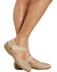 NORMA Mary-Jane Comfort Shoes (Available in 2 Colors)