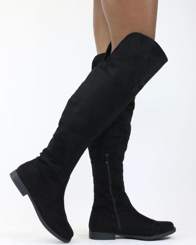 ADRENA Over The Knee Boot