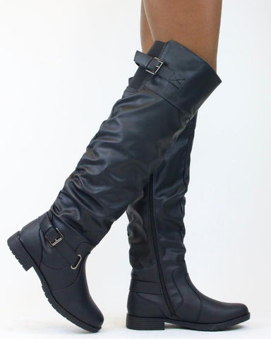ARIA Over The Knee Boot