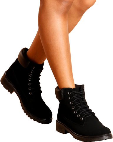 Dead Real Construction Bootie - Black