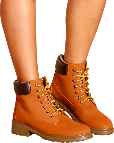 Dead Real Construction Bootie - Wheat