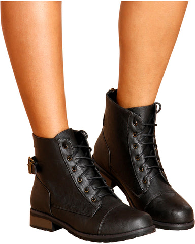 Ready For Anything Combat Booties