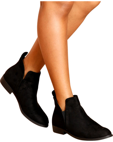 cfffa4dfd324 Jenny Ankle Booties Jenny Ankle Booties