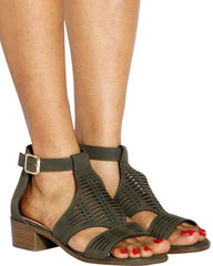 Sweet Talk Gladiator Sandals