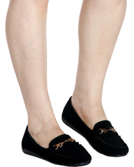 Classy Oxford Bottom Comfort Loafer (Available in 2 Colors)