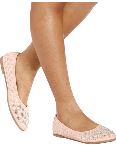 MATILDA Ballet Flats (Available in 2 Colors)