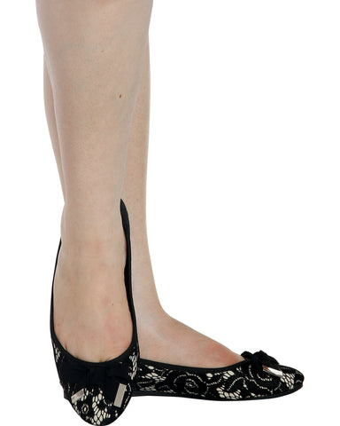 MIA Lacey Bow Ballet Flats (Available in 2 Colors)
