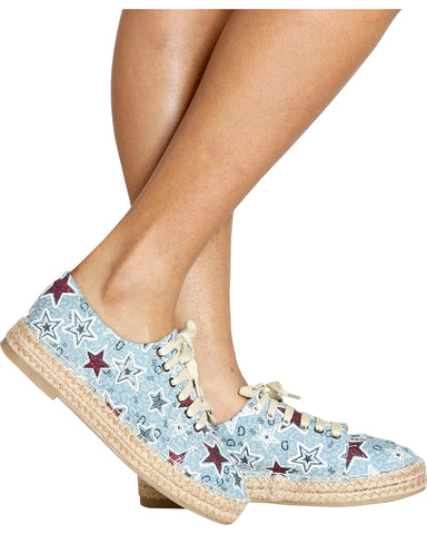 SHANA Espadrilles Canvas Flats (Available in 2 Colors)