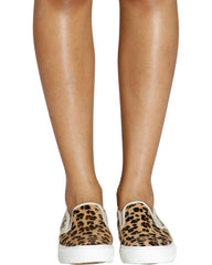VIM VIXEN Cheetahlicious Vulcanized Slip On Shoe - Leopard - ShopVimVixen.com