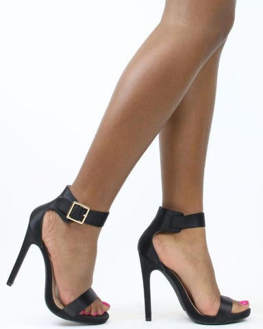 Enchanted Dressy Heel - Black