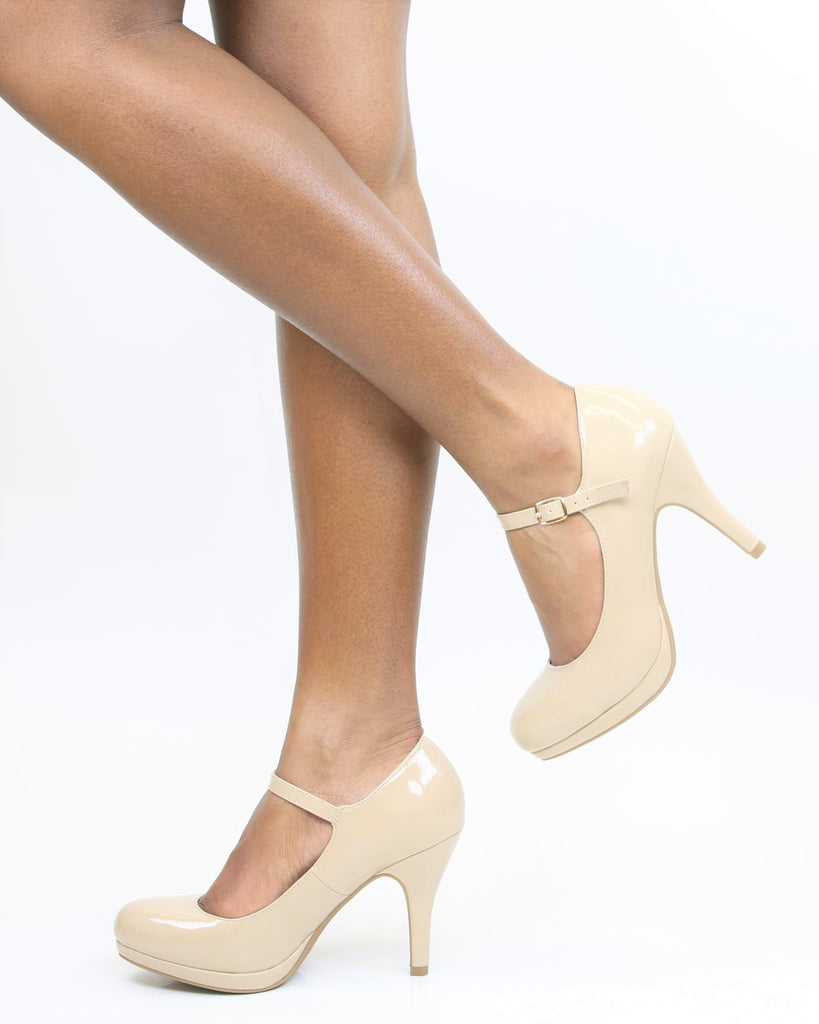 MARY-JANE Comfort Heel