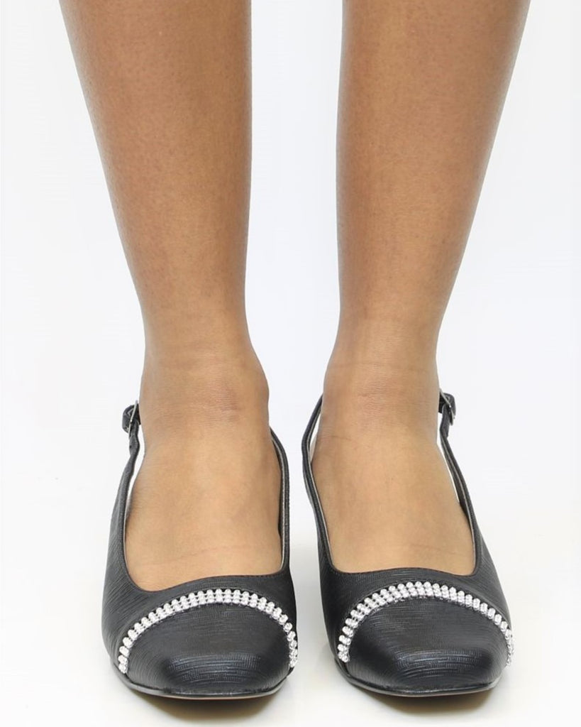 TOTO Squared Short Heel