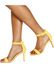 Blazing Girl Short Heels