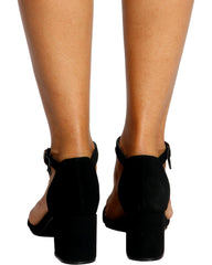 SEE YA Low Chunky Heels (Available in 2 Colors)