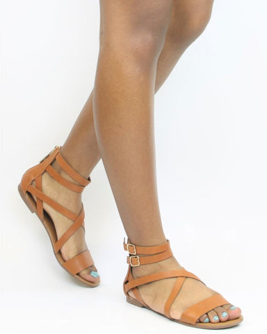 Shine Gladiator Sandal