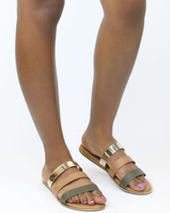 TANYA 3 Strap Sandal (Available in 3 Colors)