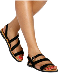 Fate Strappy Fashion Sandals