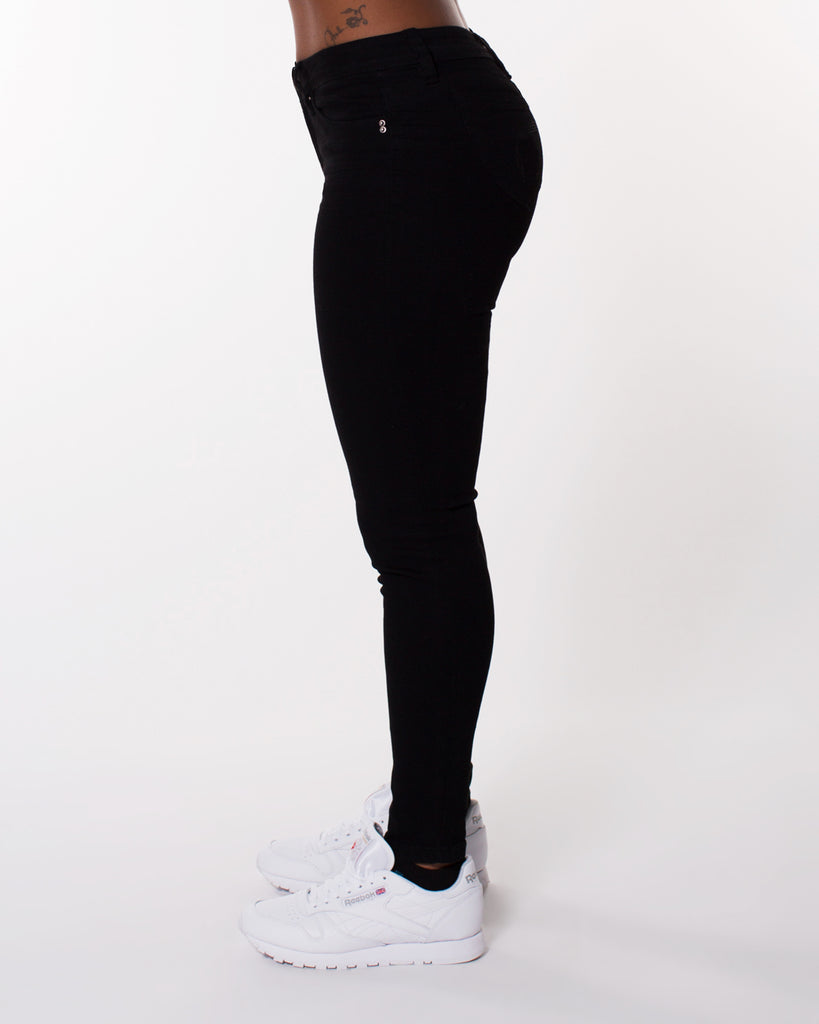 Highrise Skinny Jeans