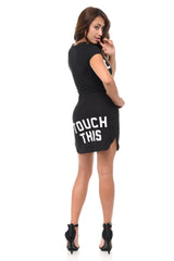 Cant Touch This Rips Front & Back T-Shirt