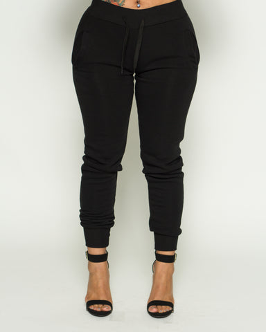 Classic Fleece Jogger (Available in 5 colors)