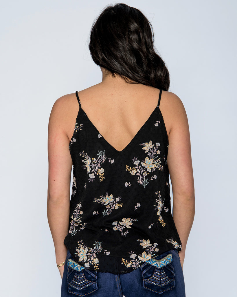 SANDRA FLORAL TOP (Available in 2 colors)