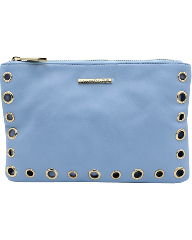 FAUX LEATHER GROMMET CROSSBODY (AVAILABLE IN 4 COLORS)