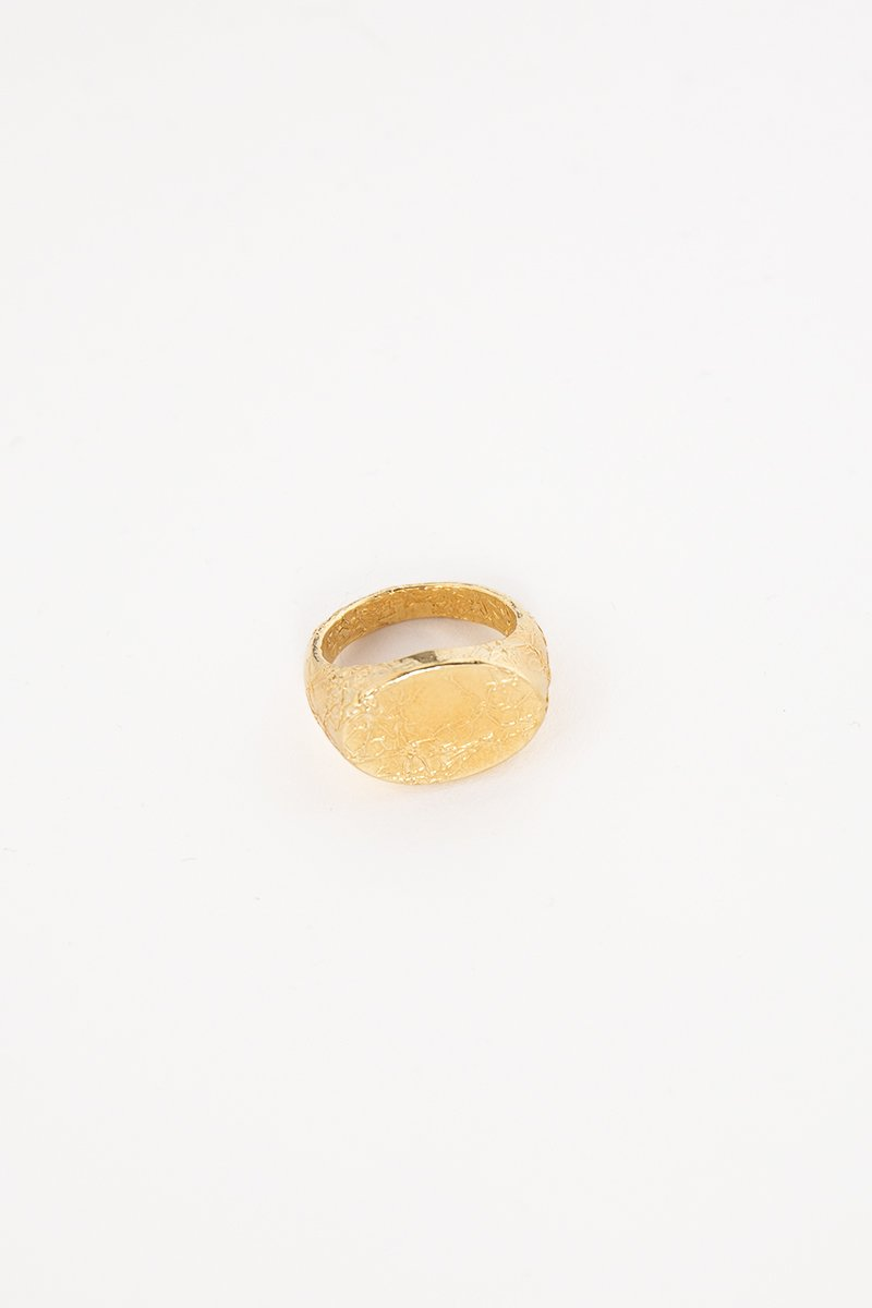 AMBER SCEATS JOLIE RING GOLD Accessories AMBER SCEATS 5 GOLD