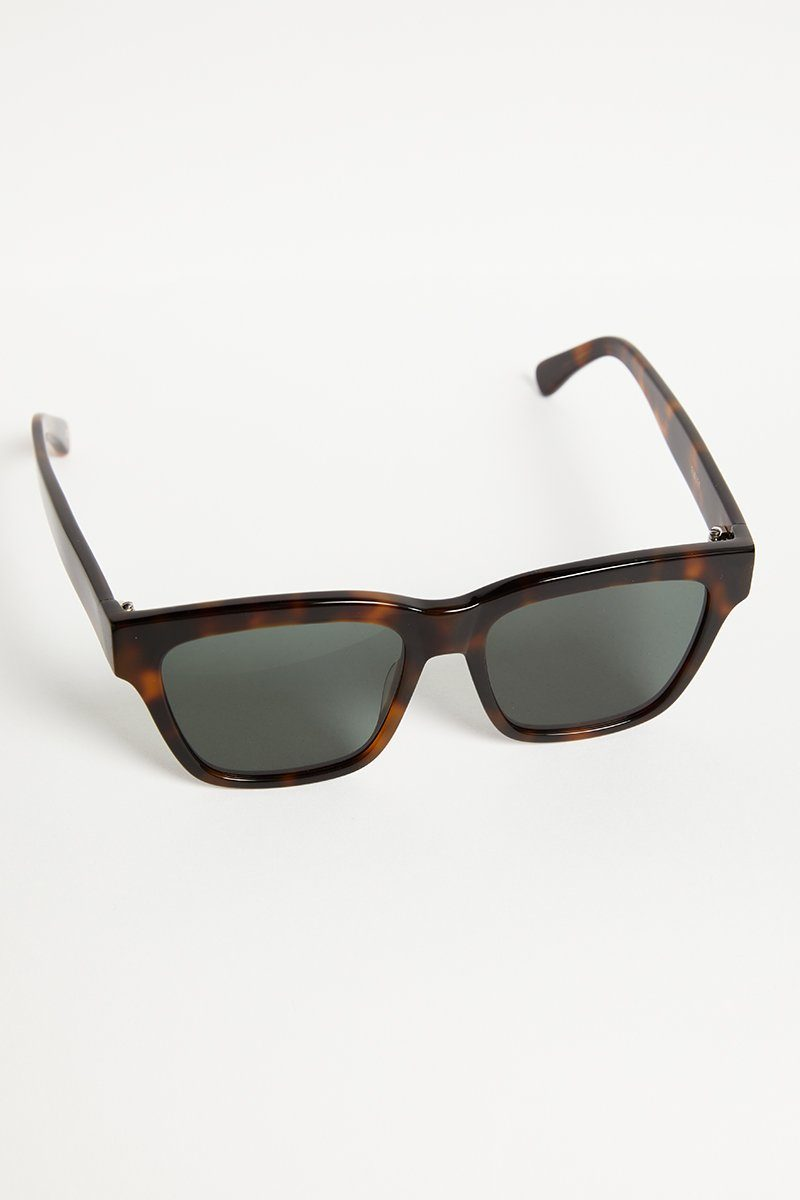 SHEVOKE FINLEY FOREST SUNGLASSES Accessories DISSH Boutiques O/S DARK BROWN