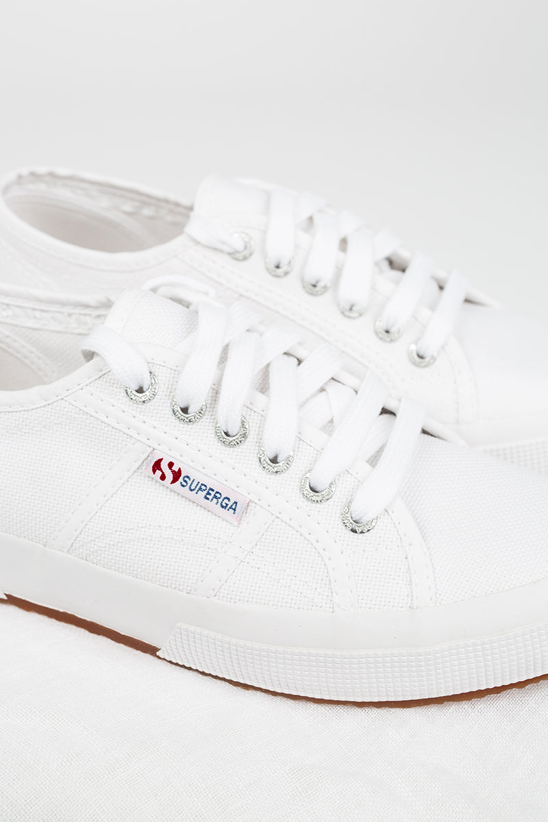 COTU CLASSIC Shoes SUPERGA 41 WHITE