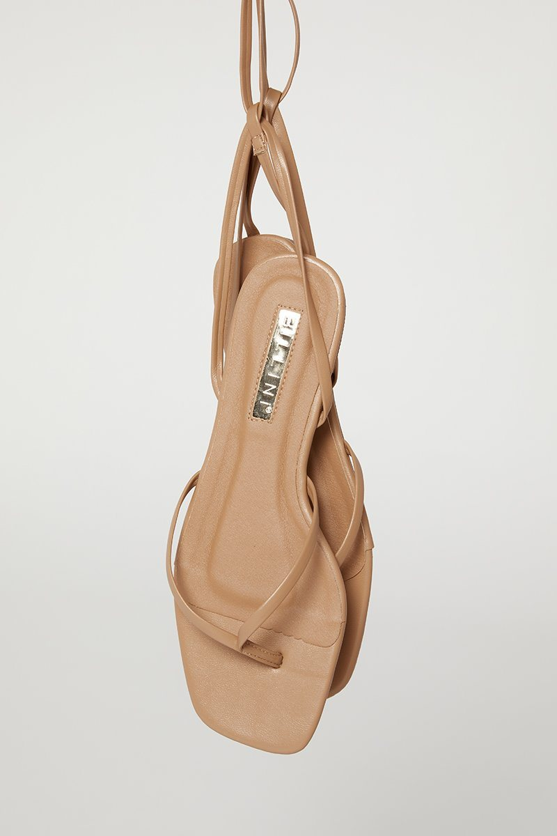 BILLINI AUBREY CLAY FLAT Shoes BILLINI 9 NATURAL