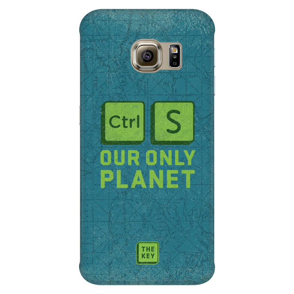 PC_SAVE PLANET - Phone Case