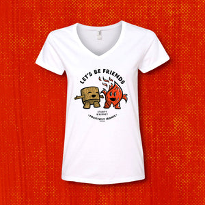 STUMPY & BURNEY - Tee - Ladies