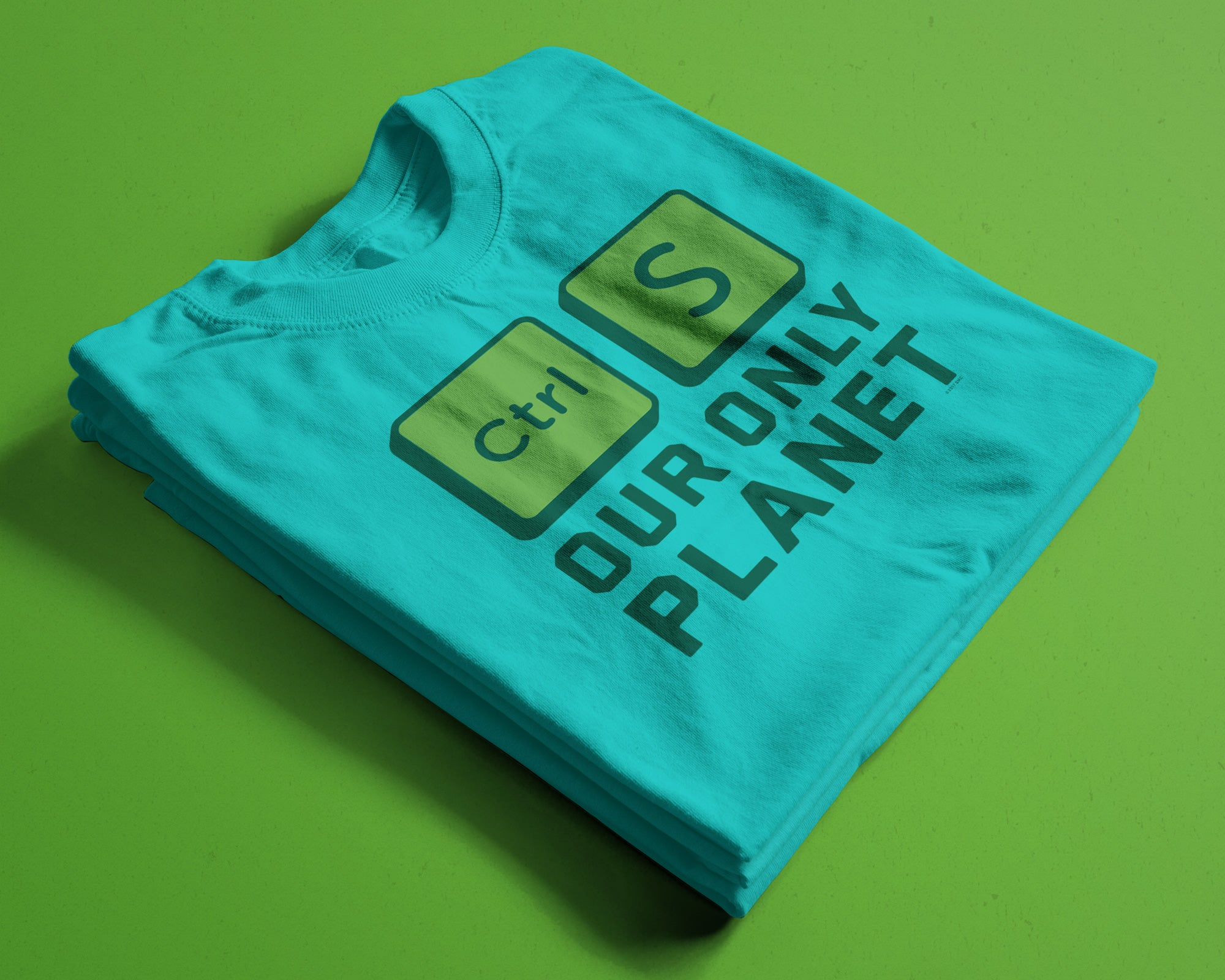 PC_SAVE PLANET - Tee