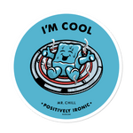 MR. CHILL - Sticker
