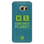MAC_SAVE PLANET - Phone Case
