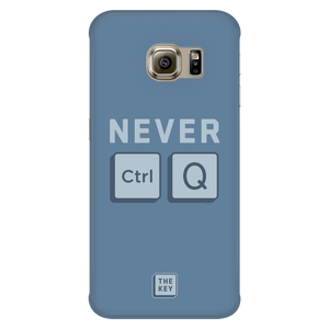 PC_NEVER QUIT - Phone Case